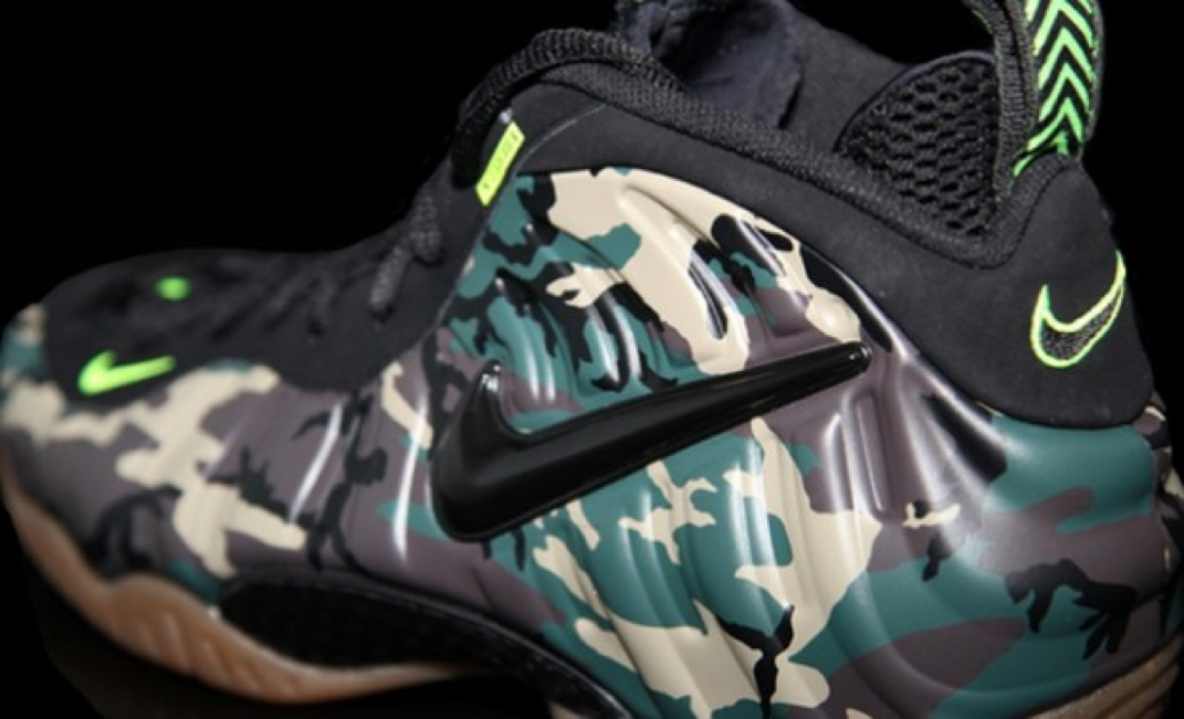 quality design 18131 c655e Nike Air Foamposite pro