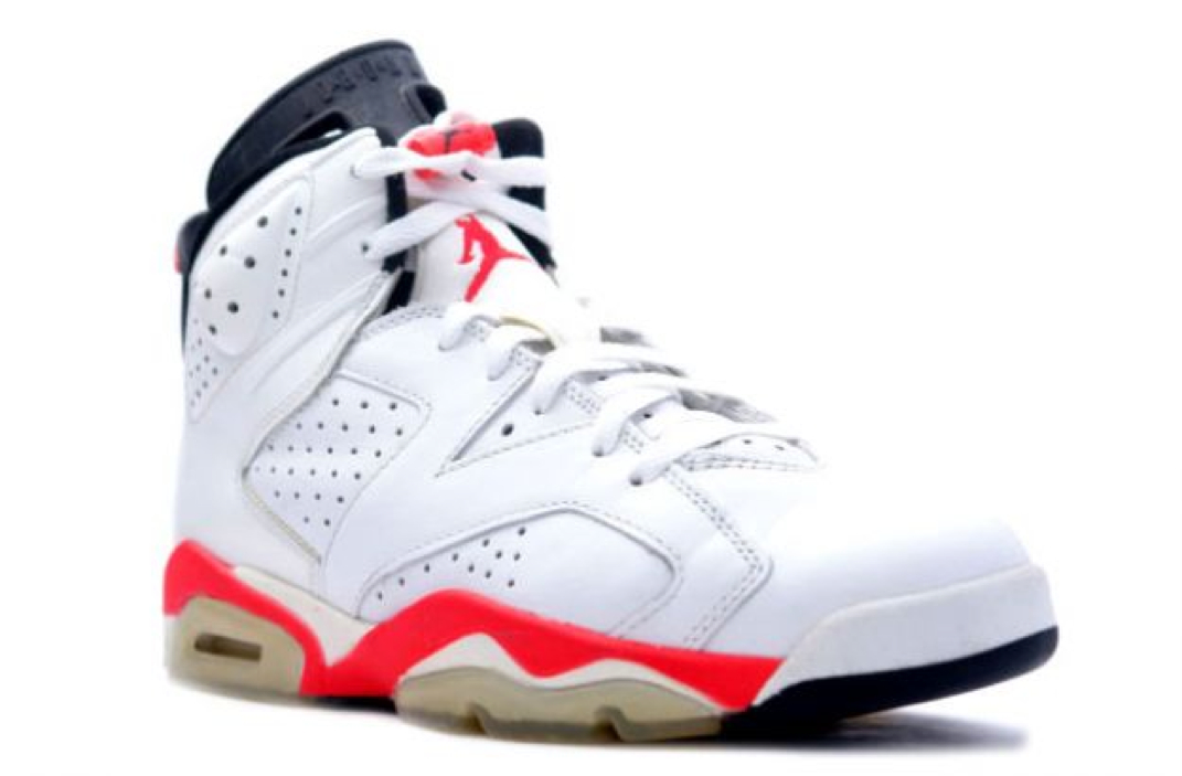 "The Air Jordan 6 ""White Infrared"" is another Retro releasing in 2014.  Unless you had  350 to drop on these back in 2010 (Infrared Pack) f276f9fd79fbd"